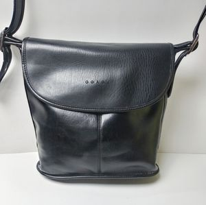 Coach Black Shoulder Bag No: 7h-7456